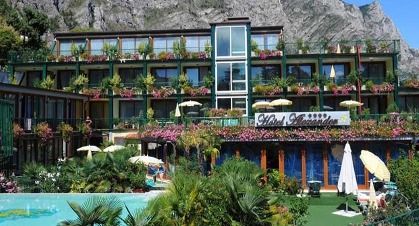 Hotel Alexander, Limone, Lake Garda, Italy - exteriors.jpg