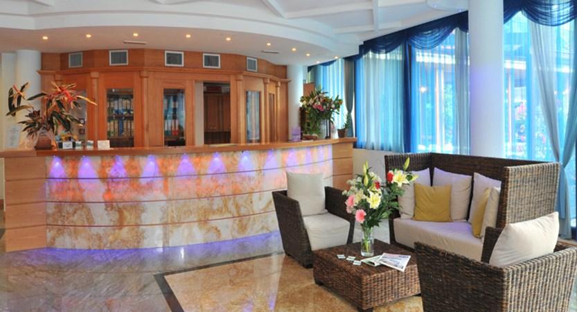 Hotel Alexander, Limone, Lake Garda, Italy - Reception.jpg