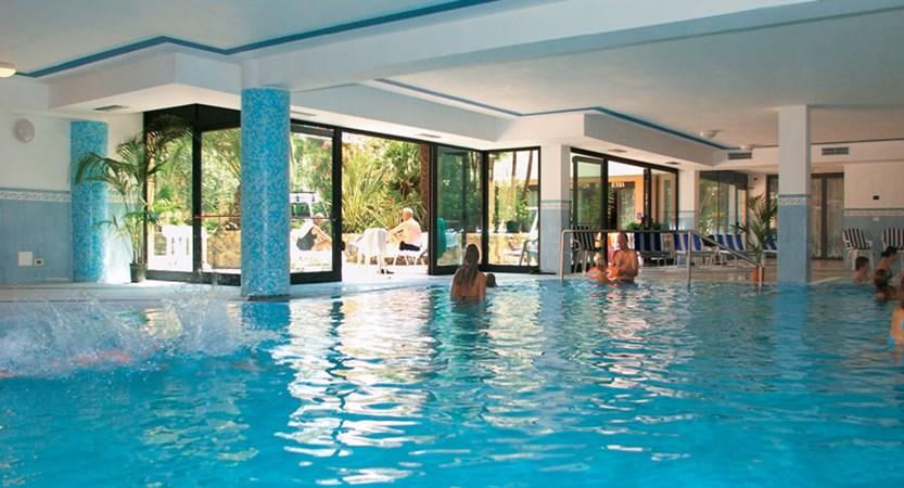 Hotel Garda Bellevue, Limone, Lake Garda, Italy - Indoor pool.jpg