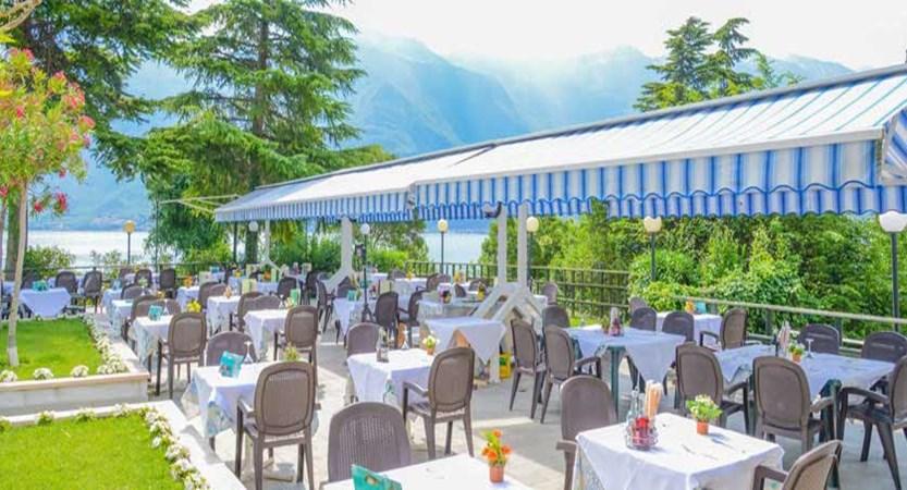 Hotel Sogno del Benaco, Limone, Lake Garda, Italy - Outdoor dining area.jpg