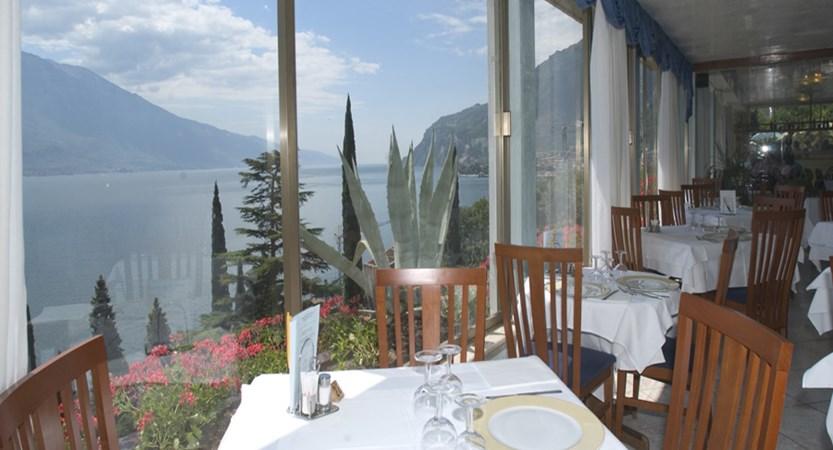 Hotel Villa Dirce, Limone, Lake Garda, Italy - Restaurant.jpg