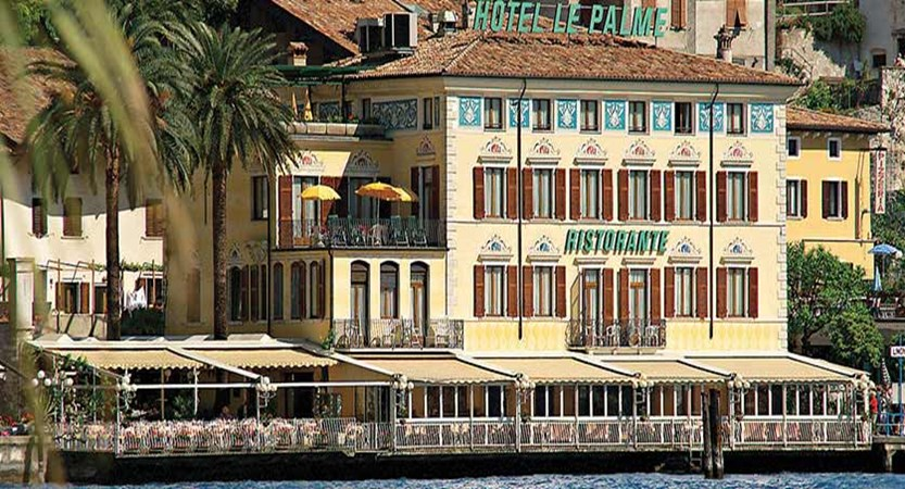 Hotel Le Palme, Limone, Lake Garda, Italy - exterior overlooking the lake.jpg
