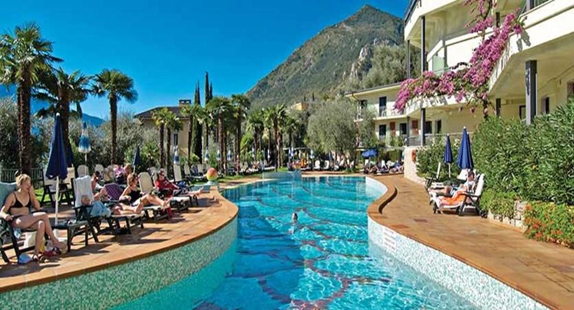 Royal Village Hotel, Limone, Lake Garda, Italy - Outdoor Pool.jpg