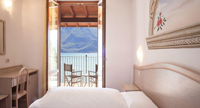 Villa La Gardenia & Oleandra, Limone, Lake Garda, Italy - bedroom.jpg