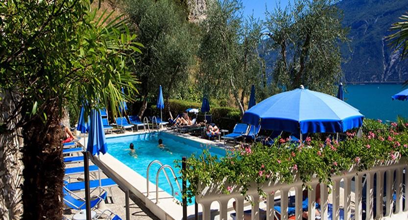 Villa La Gardenia & Oleandra, Limone, Lake Garda, Italy - outdoor pool.jpg