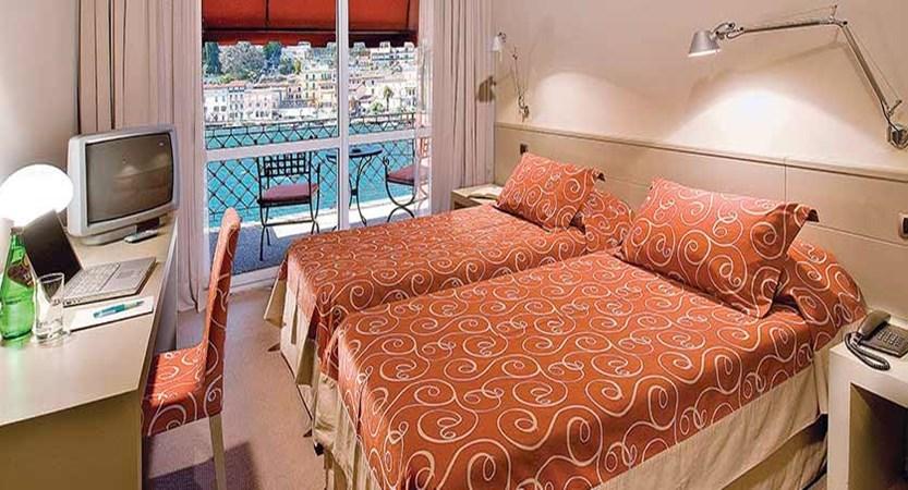Hotel Milano, Maderno, Lake Garda, Italy - bedroom.jpg