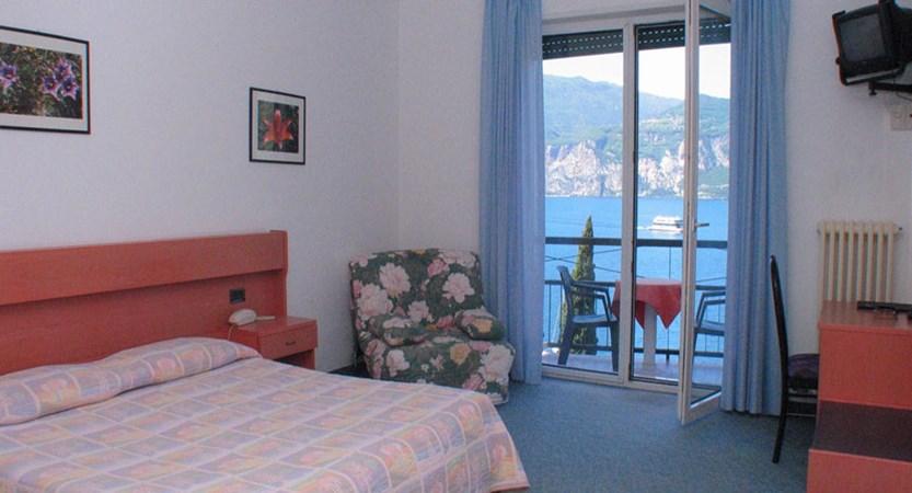 Antonella Hotel, Malcesine, Lake Garda, Italy - room with the lake view.jpg