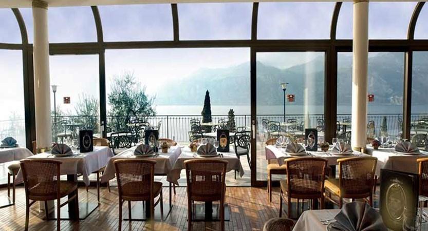 Hotel Capri, Malcesine, Lake Garda, Italy - Restaurant terrace.jpg