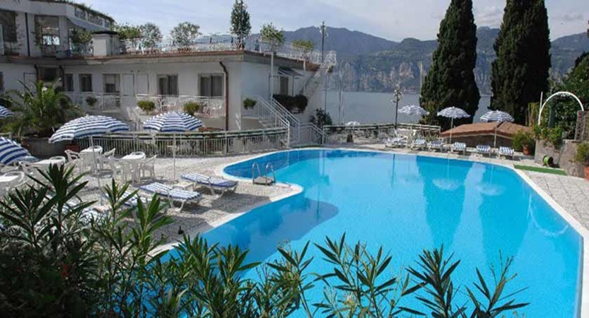 Excelsior Bay Hotel, Malcesine, Lake Garda, Italy - Outdoor pool area.jpg