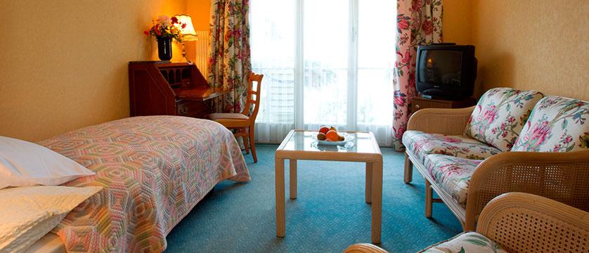 Hotel Wengenerhof Wengen Switzerland Ski Holidays