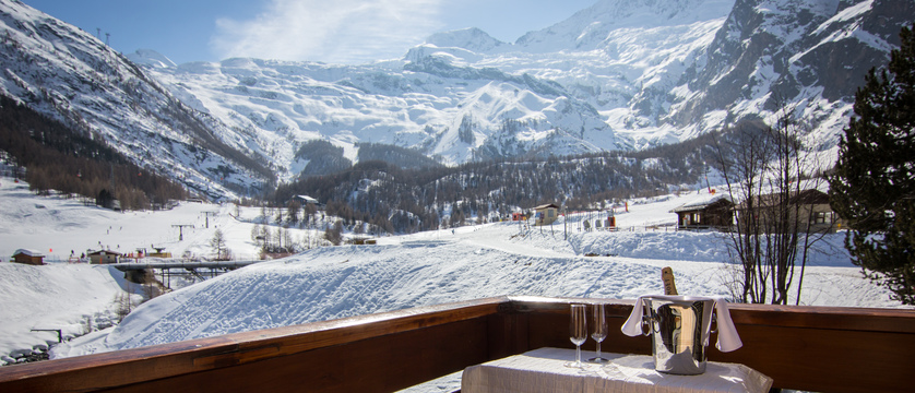 Hotel Bristol Saas Fee Switzerland Ski Holidays Inghams