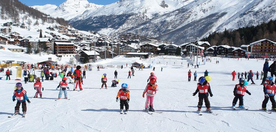 Hotel Bristol Saas Fee Switzerland Ski Holidays Inghams