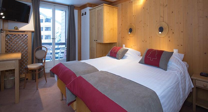 Xtra Chalet De Verbier, Verbier, Switzerland - Standard Bedroom