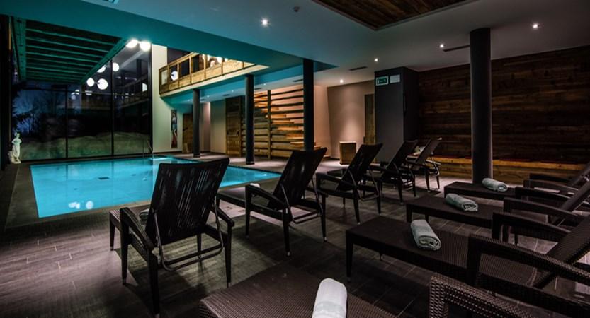 Hotel Christiania, La Villa, Italy, Relaxation area.jpg