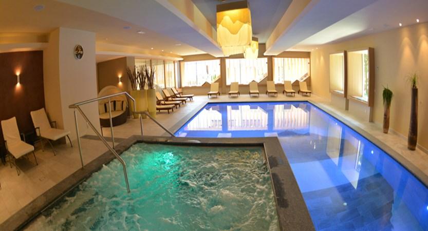 Hotel Diamant, San Cassiano, Italy -  Indoor Pool.JPG