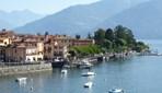 Menaggio, Italy river & Lake