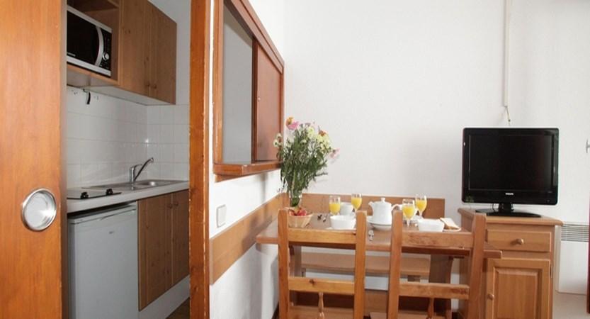 Hameau du borsat - living area 2