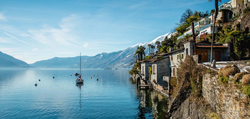 Ascona, Lake view