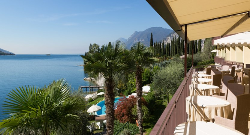 Hotel Maximilian Restaurant Terrace.JPG
