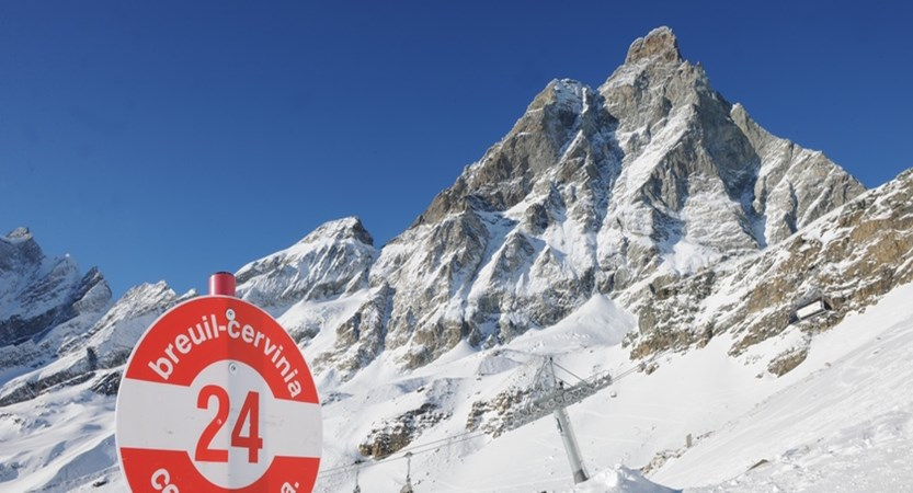 Cervinia Italy, fantastic for a skiing holiday! | Skiing