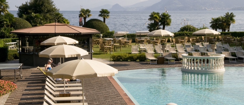 Bristol Grand Hotel Lake Maggiore Italy Lakes Amp Mounts