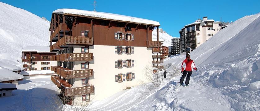 Apart-Hotel Le Chalet Alpina