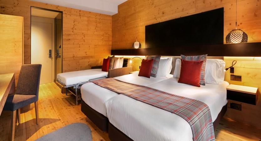 Bedroom 3rd bed