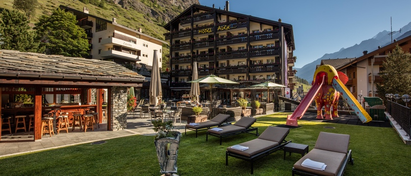Boutique Hotel Alex Zermatt