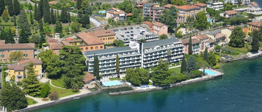 Salo Du Parc Hotel Salo Italy Lakes Amp Mountains Inghams