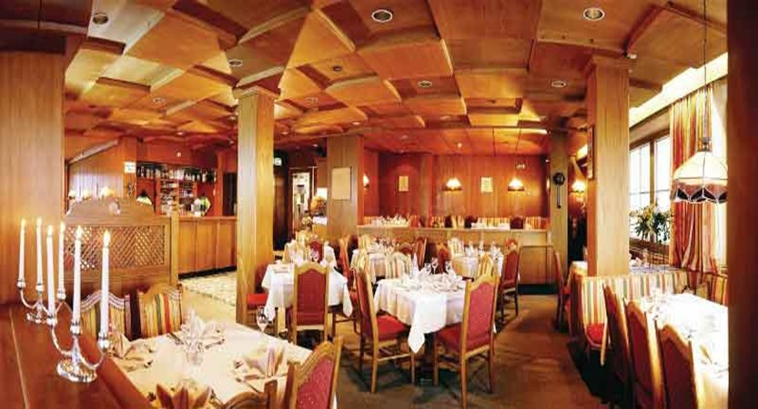 Hotel Austria, Niederau, The Wildschonau Valley, Austria - Restaurant.jpg