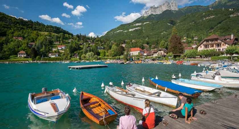 Boats, Talloires, Lake-Annecy, France.jpg