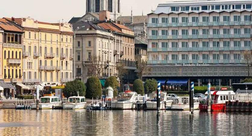 Hotel Barchetta, Como, Lake Como, Italy - Exterior.jpg