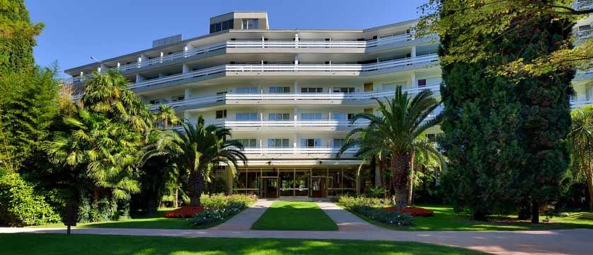Du Lac Et Du Parc Hotel, Riva, Lake Garda, Italy - hotel-exterior.jpg