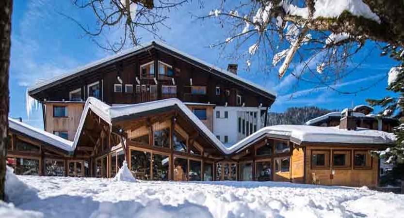 village club du soleil Florimontane exterior.jpg