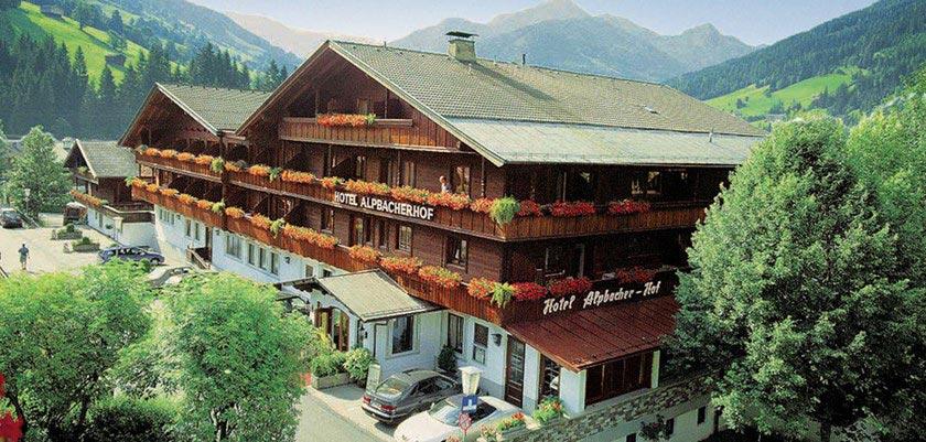 Hotel Alpbacherhof, Alpebach, Austria - Exterior in summer.jpg