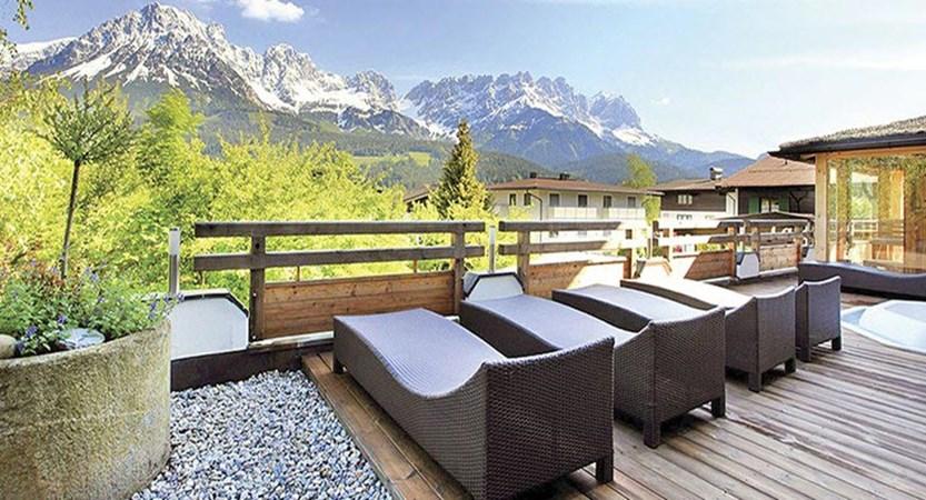 Hotel Hochfilzer, Ellmau, Austria - Terrace Exterior.jpg