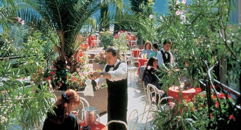 Hotel Garda Bellevue, Limone, Lake Garda, Italy - Terrace Restaurant.jpg