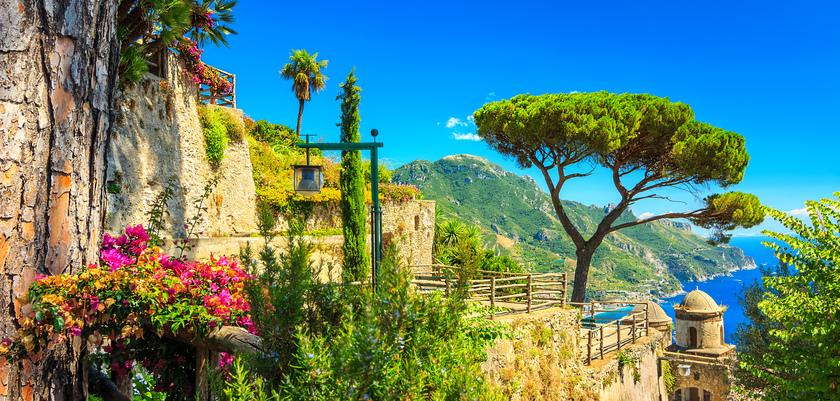 Villa Rufolo Gardens, Ravello