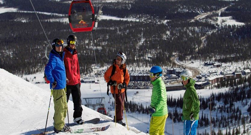 Lapland Skiers
