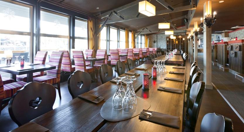 Saariselkä_HolidayClub_Restaurant