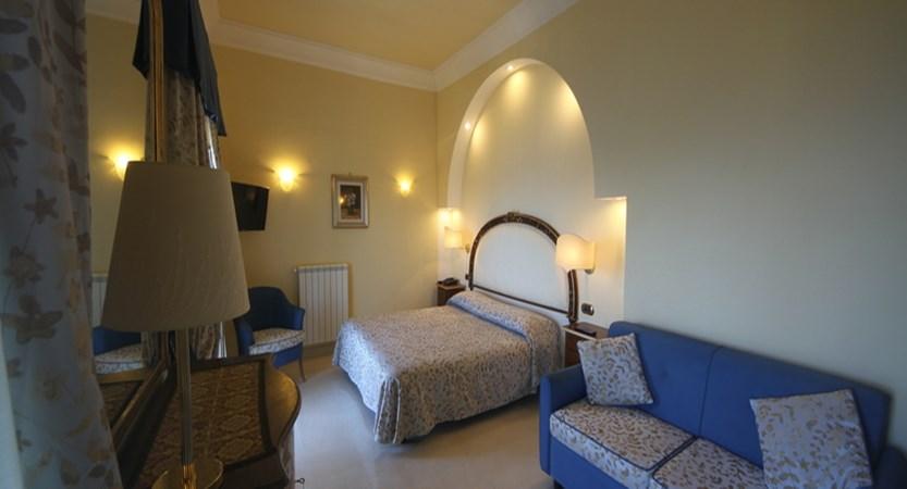 Hotel San Michele Bedroom.JPG