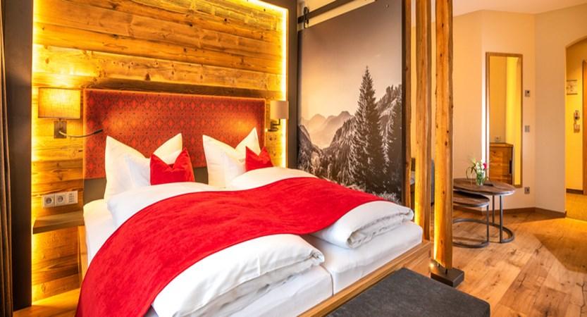 Zur Post Ruhpolding Premium double room