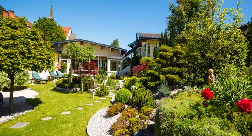 Zur Post Ruhpolding Gardens