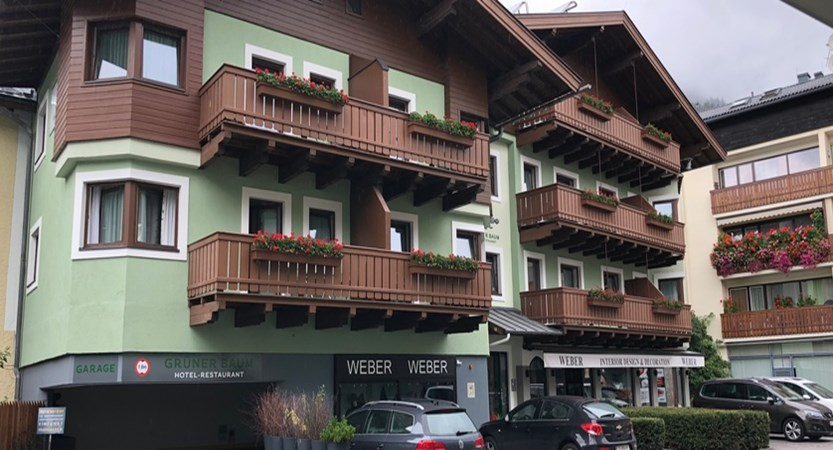 Hotel Grüner Baum exterior
