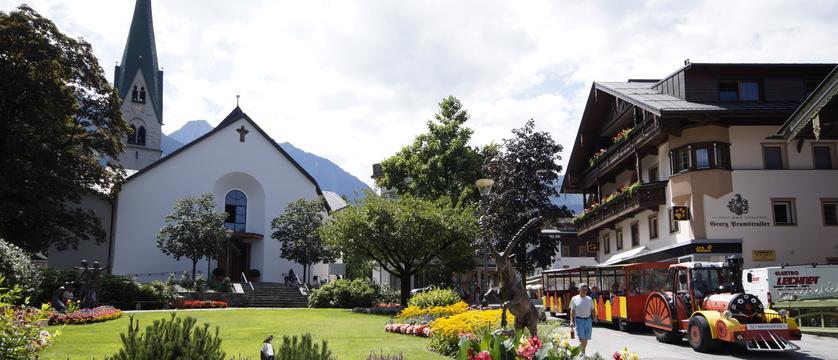 Garni Pramstraller, Mayrhofen, Austria -  street view exteriors.jpg