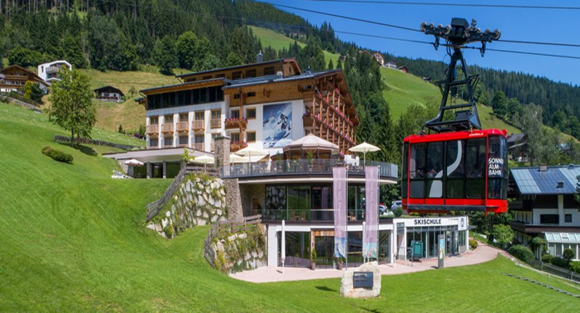 Alpine resort, zell am see, exterior (1)