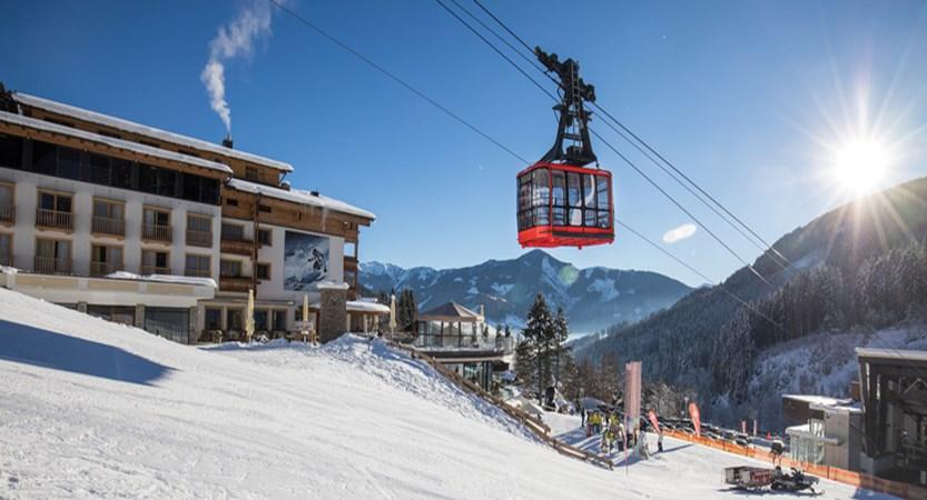 Alpine resort, zell am see, exterior (1)