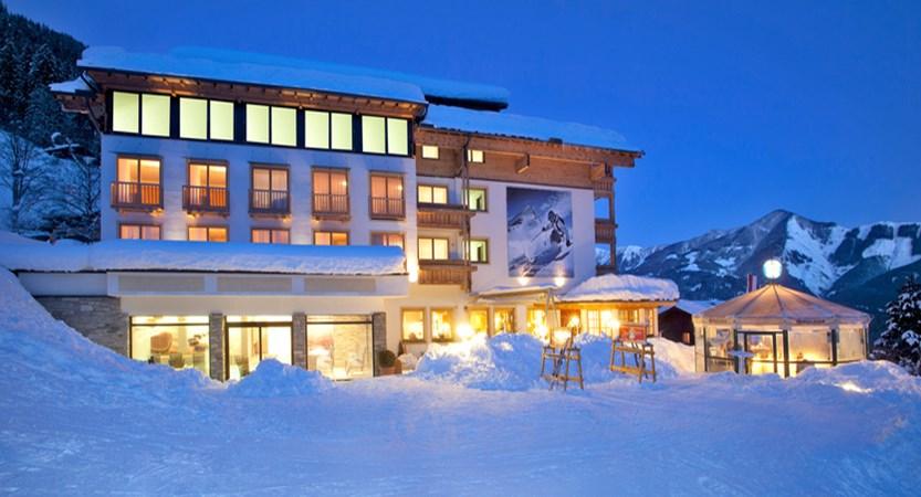 Alpine resort, zell am see, exterior