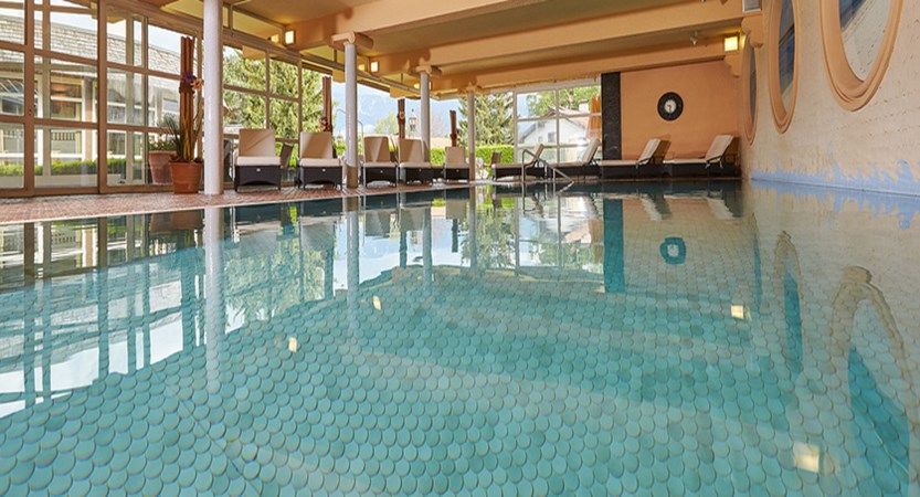 Sporthotel Igls Austria indoor pool (1)