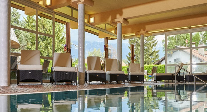 Sporthotel Igls Austria indoor pool